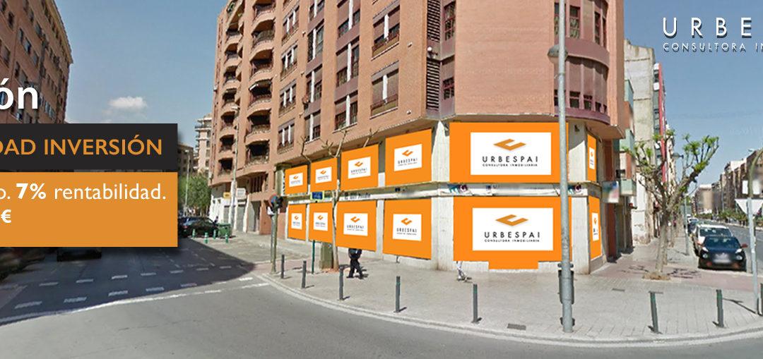 Oportunidad de inversión en Castellón